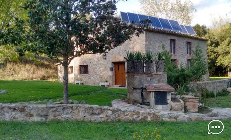 Casa rural CAN CARRERAS