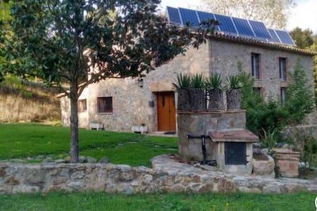 Casa rural CAN CARRERAS - Veïnat de Sant Llorenç - House