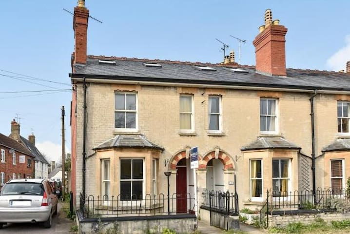 Period End of terrace property