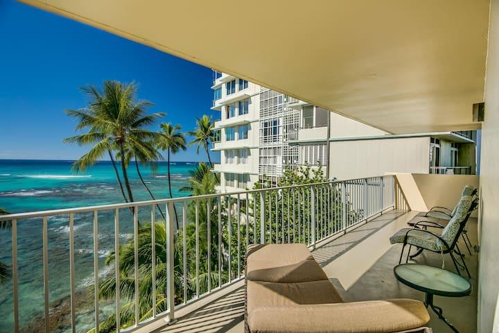 Diamond Head Beach Hotel 601