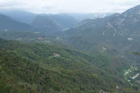 Villetta in Val d'Arzino - Pielungo