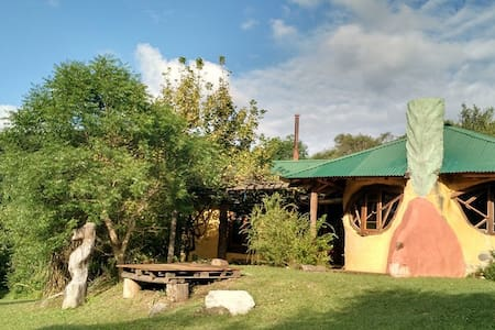 LA CASA DEL AGUILA - Experiencia en la montaña- - Unquillo - Natur-Lodge