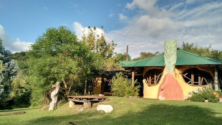 LA CASA DEL AGUILA - Experiencia en la montaña-