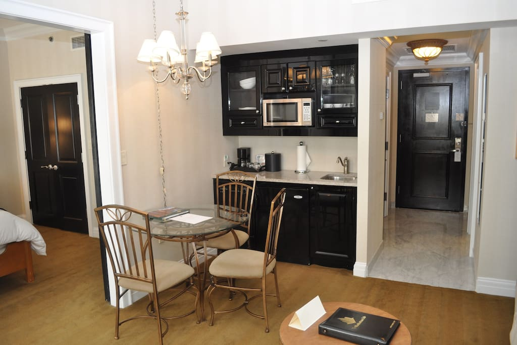 Pantry and Dining