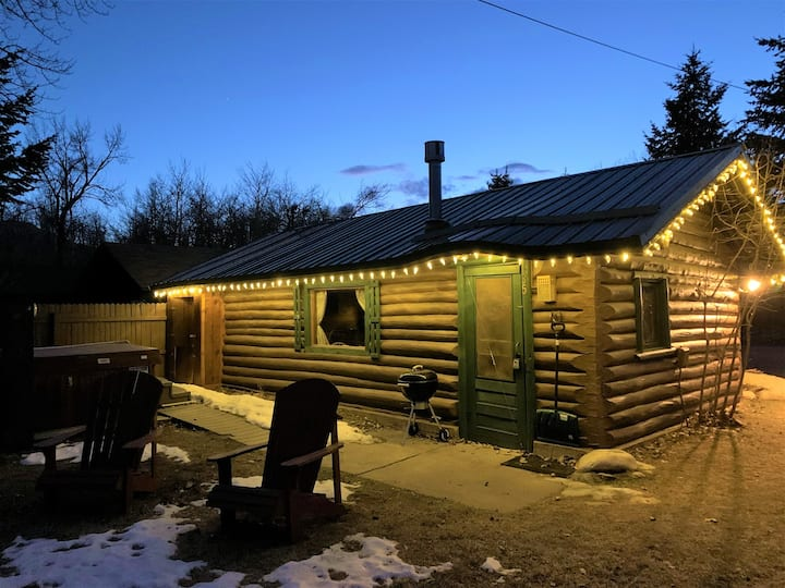 Cozy Wild Bills Cabin