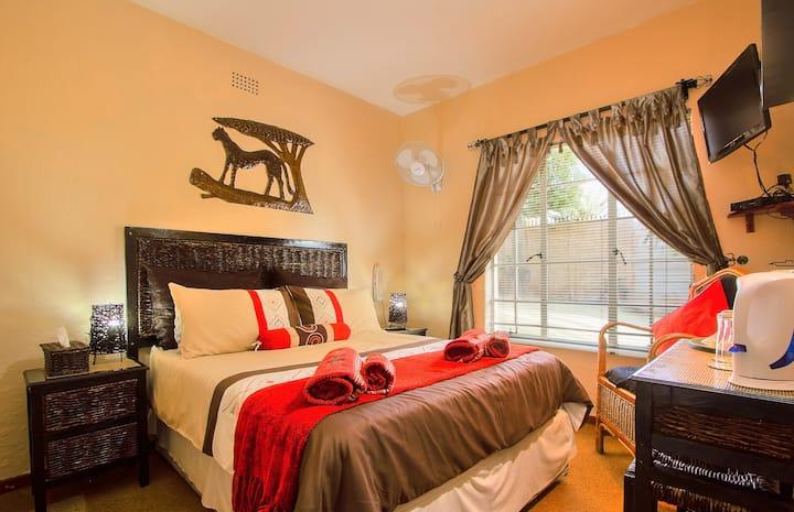 The Cheetah Room