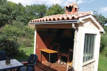 Semi-Detached with 1 bedroom on 64m² in Labin