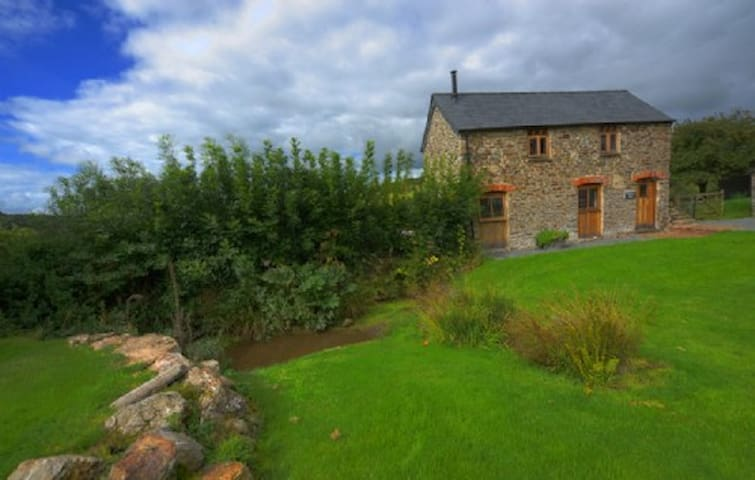Orchard Barn - Lifton - Casa