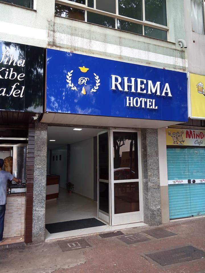 Suite quadruplo Hotel Rhema