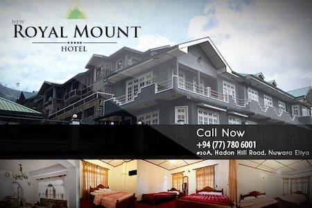 Royal Mount Hotel 1 - Nuwara Eliya - Pousada