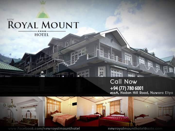 Royal Mount Hotel 1