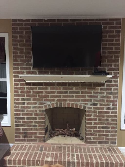 Family room TV