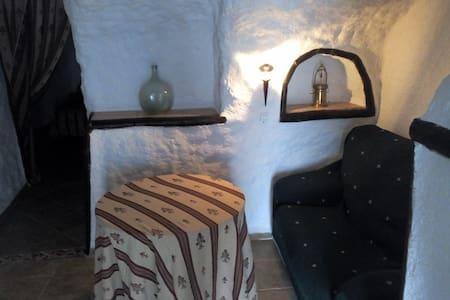 Cuevas Almugara - Alaría - Cortes y Graena
