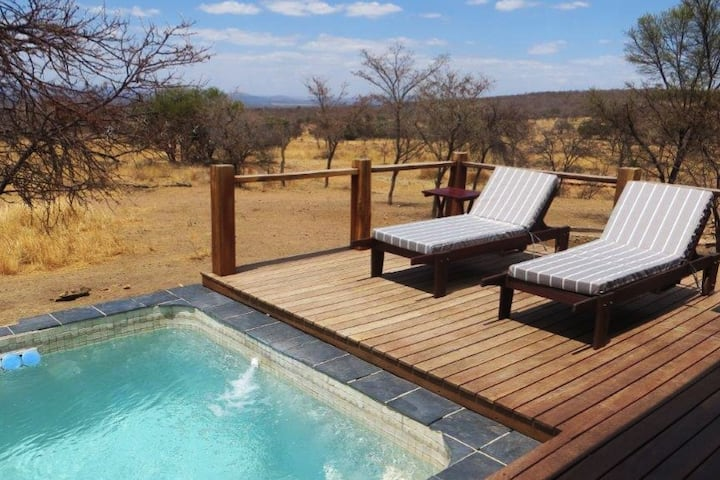 Bushveld break at Waterwood Lodge