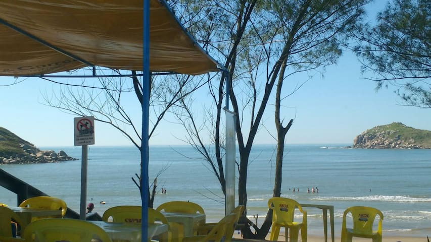 Tranquilidade na frente da praia - Imbituba - Apartment