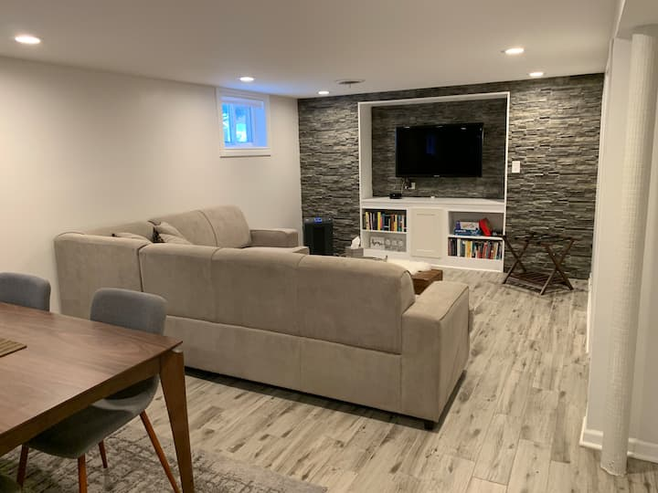 Cozy Basement In-Law Unit