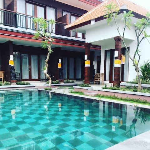 Traditional Homestay Near Ubud, Breakfast included