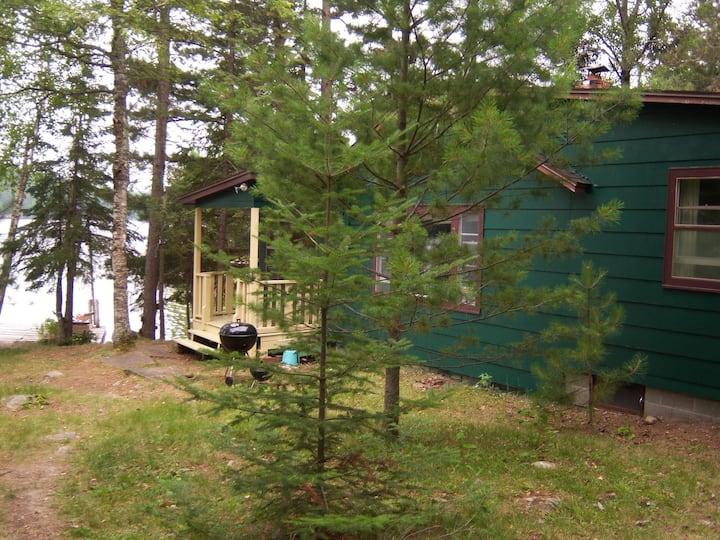 Ely, MN Burntside Lake Cabin with Sauna
