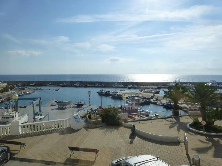 Vistas al puerto de l'Ametlla de mar