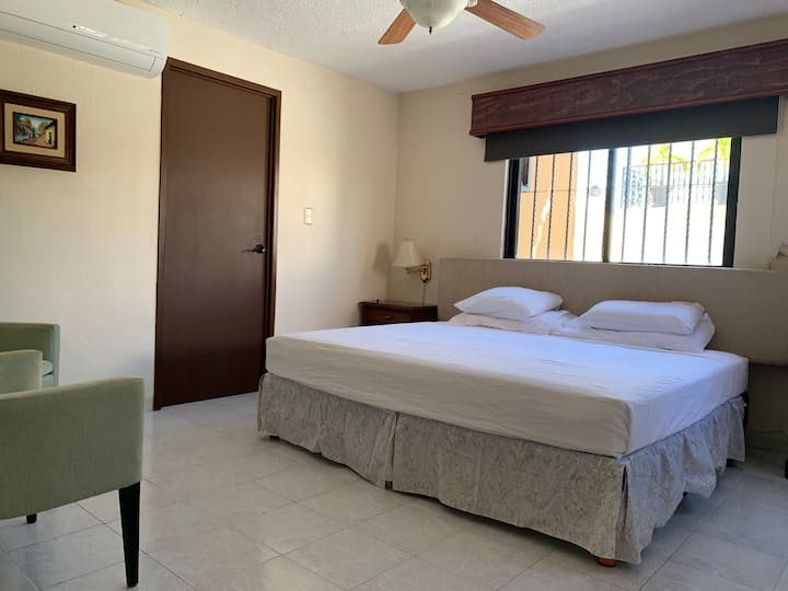 Habitación privada en el corazón de Cancún