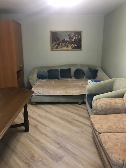 cozy apartment at an affordable price