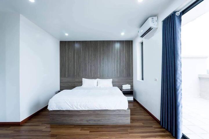 Windhouse homestay villa - rooftop room