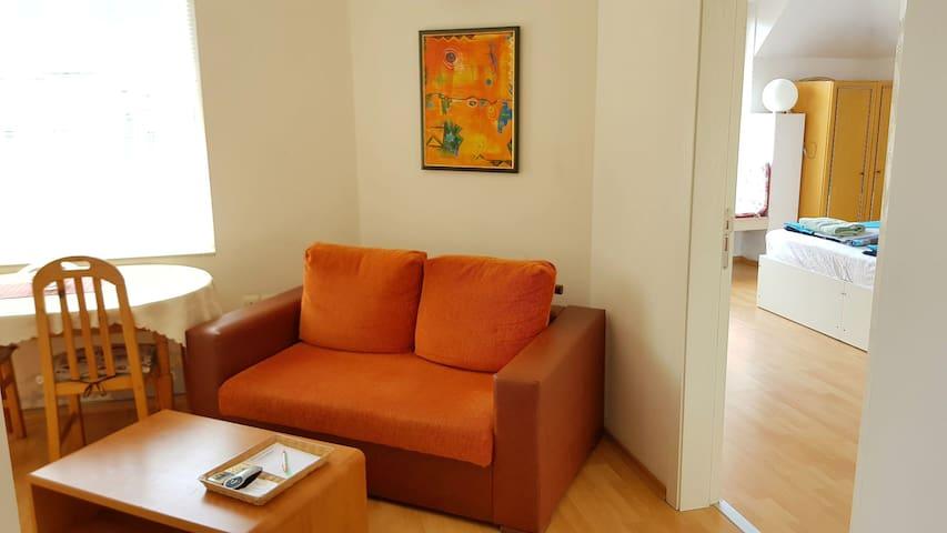 Bright & Spacious 1 Bedroom Apt w/ Garage. Plovdiv