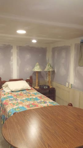 Basement Bed and .5 Bath - Frostburg - Ev