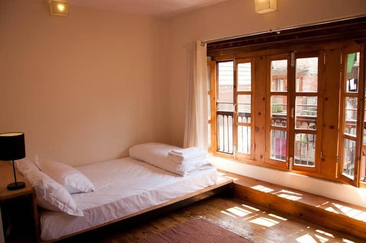Kulimha two rooms Unit in beautiful Patan (2.Fl)
