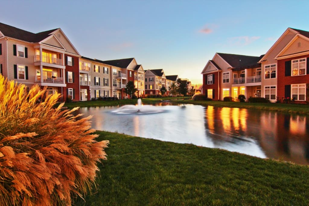 Rare 3 bedroom furnished apartment w private entry 3 bedroom apartments in dublin ohio