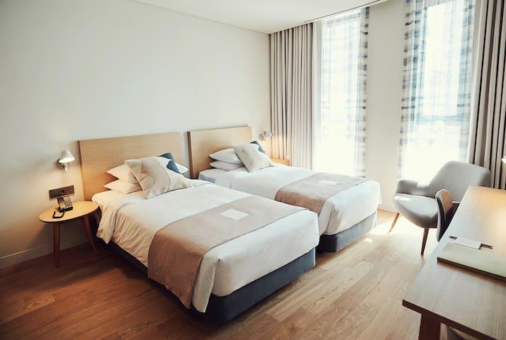 STANDARD TWIN - LACASA HOTEL GWANGMYEONG