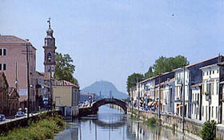 Trilocale zona Colli Euganei - Battaglia Terme - Leilighet