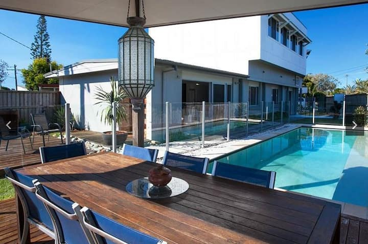 Modern Marcoola Beach House