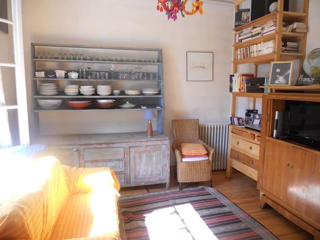 Côté  Cahors (Lot), vacances au calme en famille - Cahors - Huis
