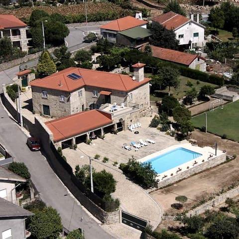 Magnífica Villa de luxo privada com piscina