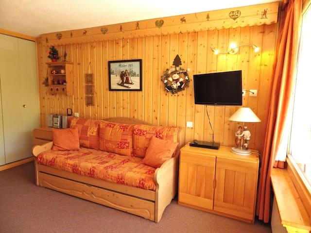 CHANTENEIGE 503 - Saint-Martin-de-Belleville - Apartment