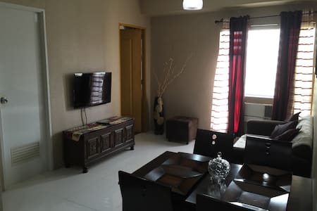 Fully Furnished 2BR Condo in QC - Quezon City