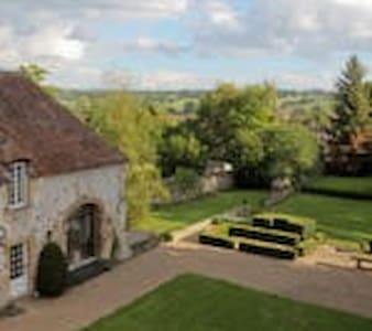Chambre d'hôtes dans un monument historique - Souvigny