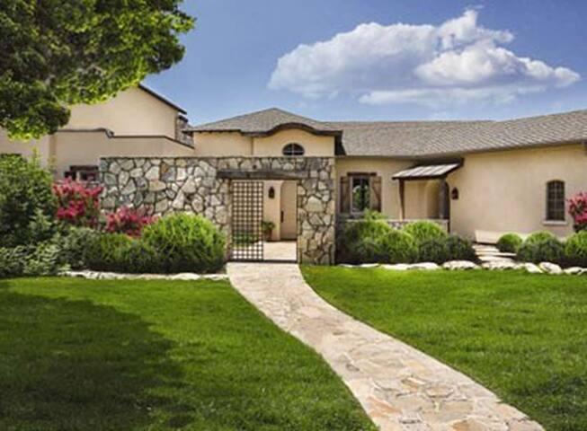 Midwest-TX-Stablewood Springs Resort 2 Bdrm Condo - Hunt - Apto. en complejo residencial