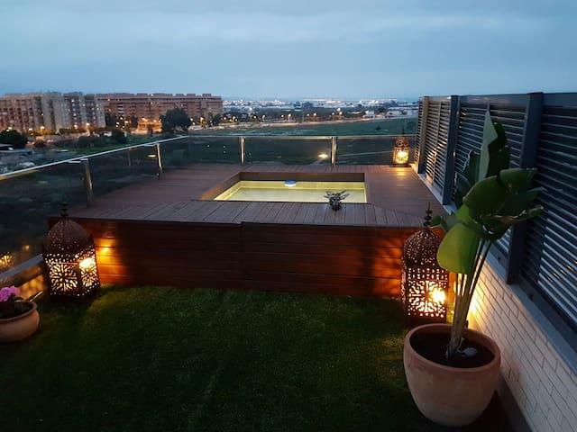 La casita de Almeria