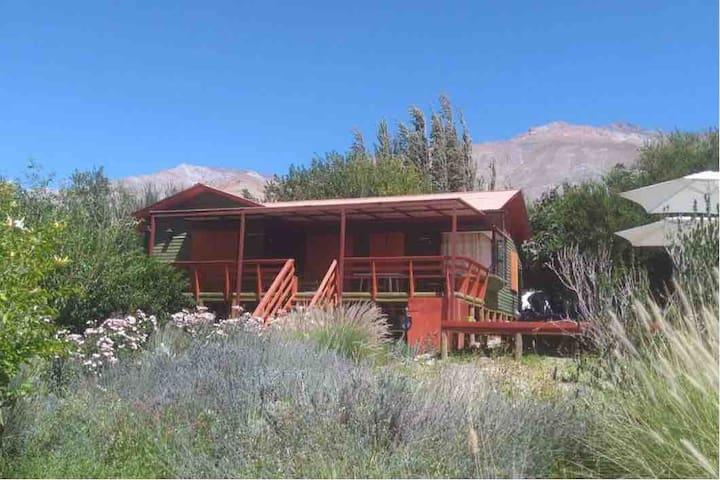 Cabaña en El Valle del Elqui, Montegrande