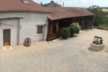 Gîte individuel agréé 3* en Auvergne