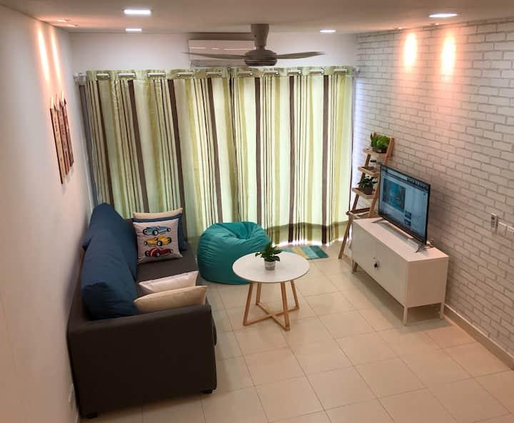 LoveNature Family Friendly Homestay at Setia Alam