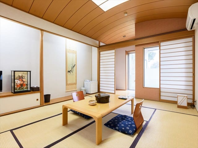 【2Night】Private hot-spring in Japanese tatami room
