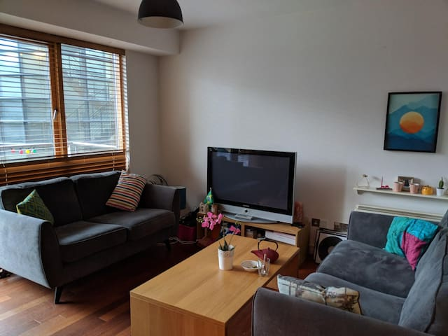 Cozy Double Room at the Heart of Dublin Tech Scene