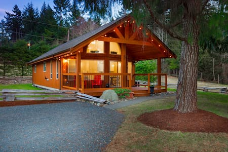 Changing Tides Guest House - Nanoose Bay - Kulübe