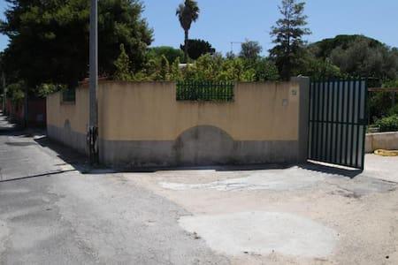 Villa Re Falare - Casa Vacanze - Avola  Avola  - Casa de camp
