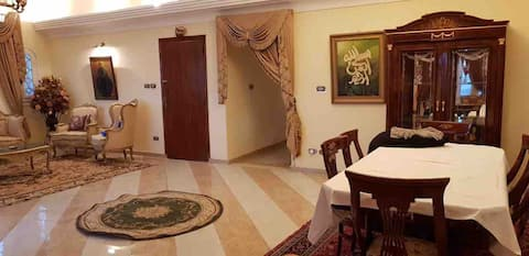 Luxurious Apartment at King Marriott