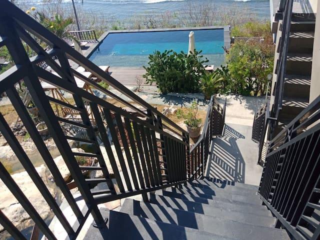 MbokLimbok Rooms Nusa Penida+ POOL+ SNORKELING