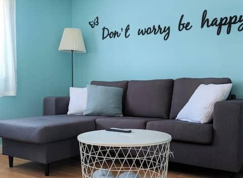 Tu casa anti estrés en la Sierra de Madrid